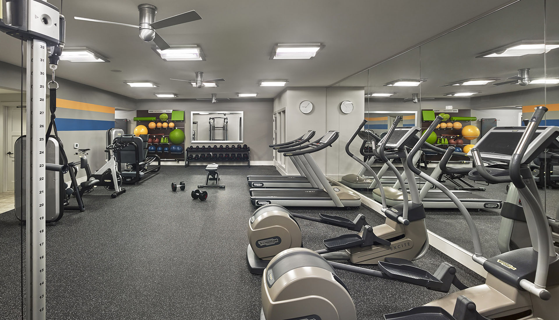 AVE Downingtown fitness center