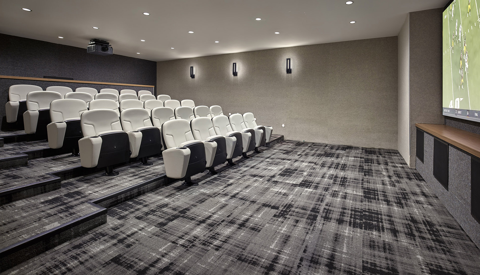 AVE Florham Park Cinema amenity