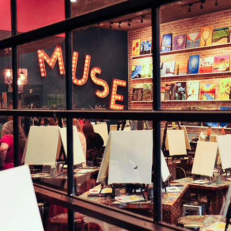 Muse Paint King of Prussia