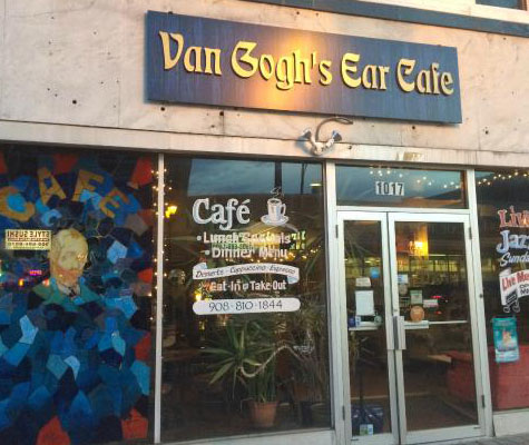 Van Gogh's Ear Cafe
