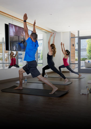 Group Fitness OnDemand