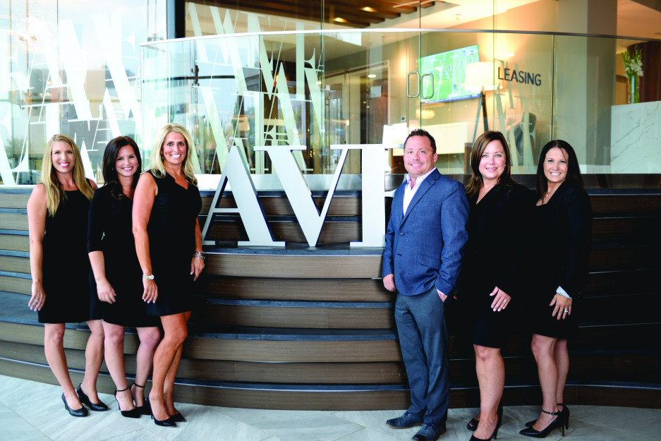 AVE, a brand specializing in luxury apartments and flexible-stay furnished suites solution provider