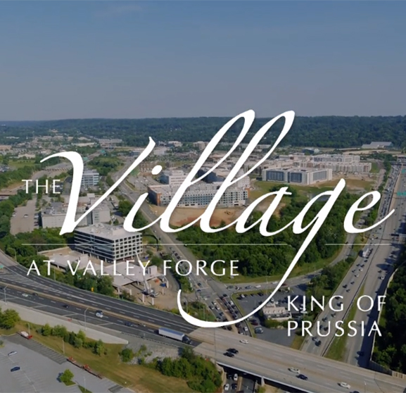 AVE King of Prussia Featured in The Village of Valley Forge Video
