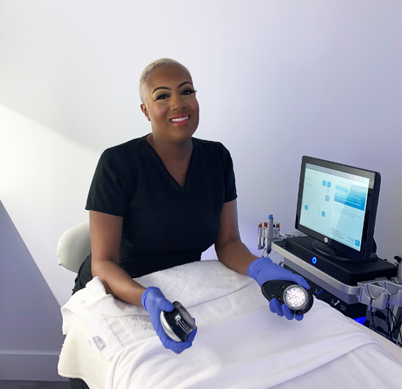 Meet Amia Vorhees, Medical Esthetician at Body+Beauty Lab