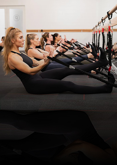 Franklin Family: Pure Barre
