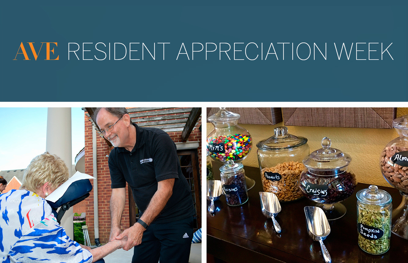 AVE Resident Appreciation Week 2016
