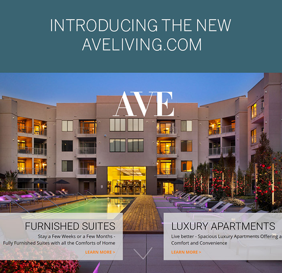 AVE Launches Redesigned Website