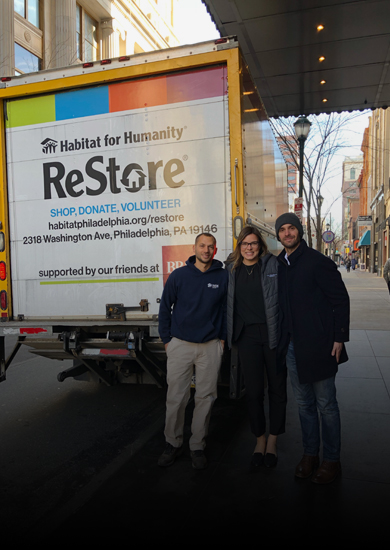 The Franklin Residences donated to Habitat for Humanity