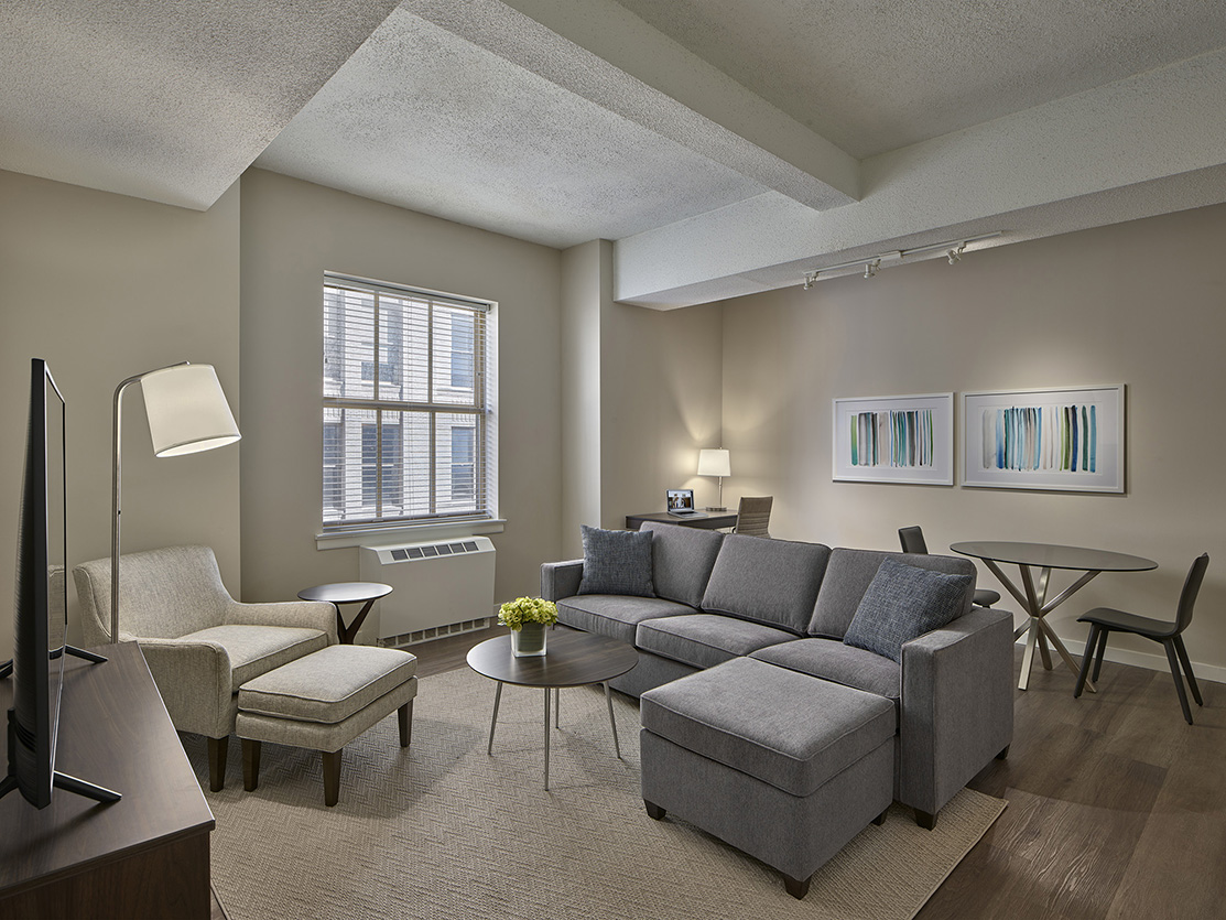 Luxury Apartments in Center City Philadelphia at The ...