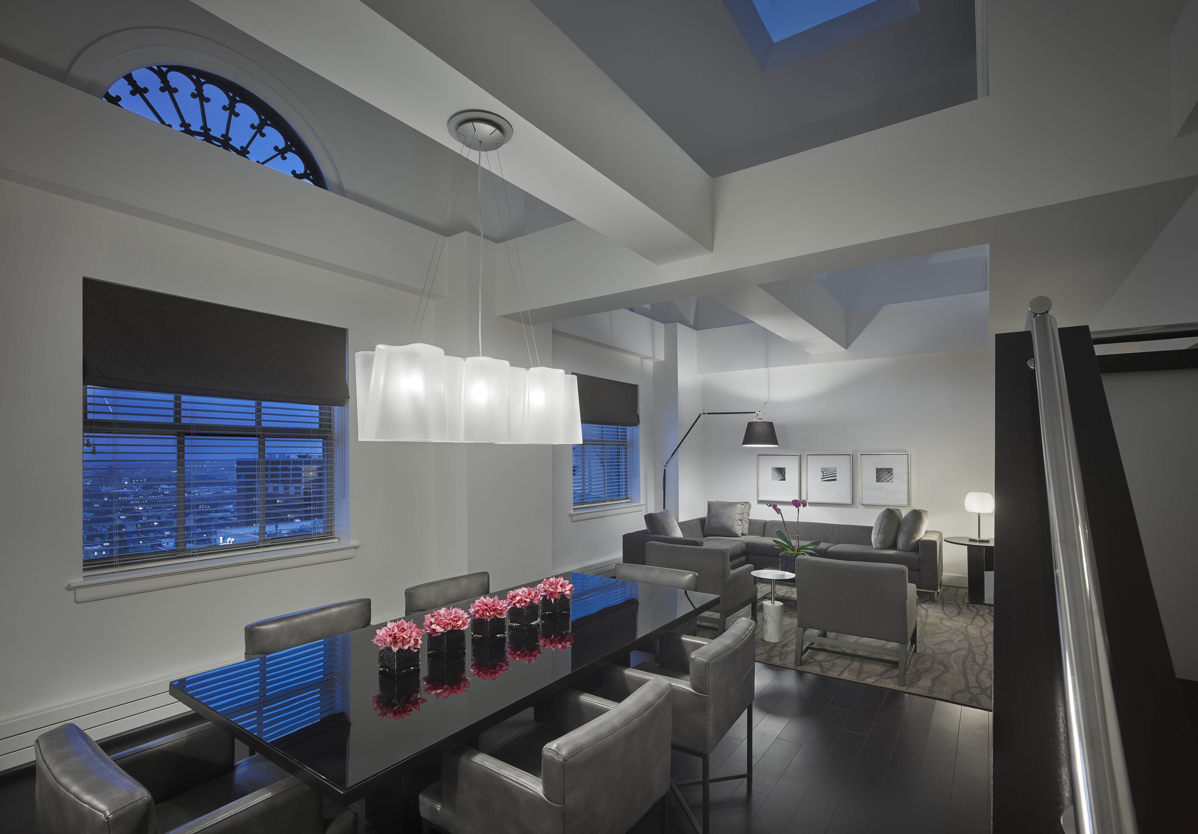 Philadelphia Penthouse Apartments At The Franklin Residences