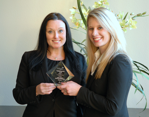 AVE Social Receives Silver Supplier Innovation Award at Cartus 2013 Global Network Conference
