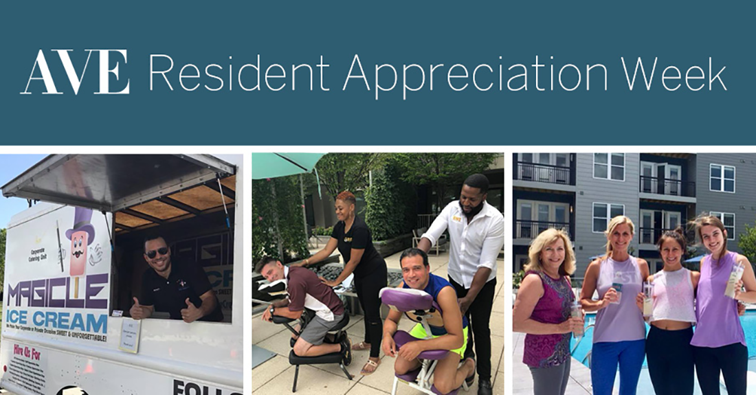 Resident Appreciation Week