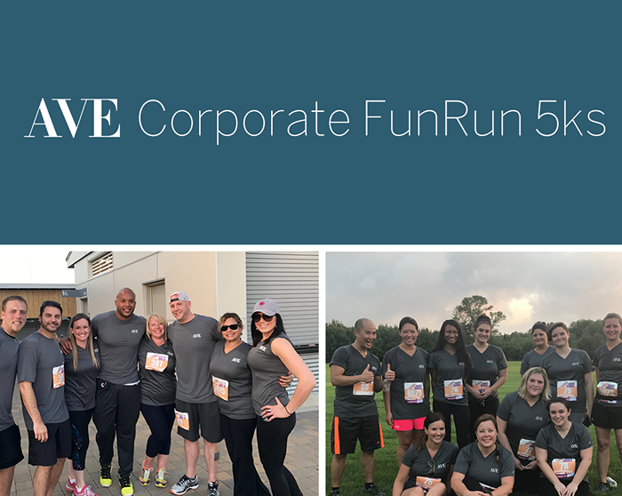 AVE Team Members Raise Funds for Pediatric, Blood Cancer Research, Treatment
