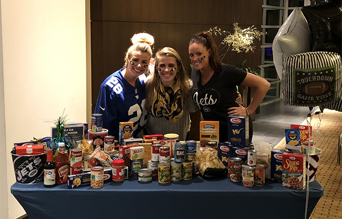 Tackle Hunger